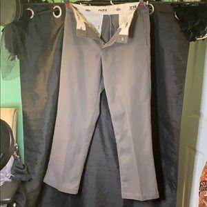 Grey 32 x 30 Dickies flex pants